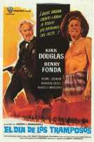 There Was a Crooked Man... - Spanish Movie Poster (xs thumbnail)