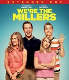 We're the Millers - Blu-Ray movie cover (xs thumbnail)