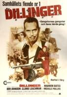 Dillinger - Swedish Movie Poster (xs thumbnail)