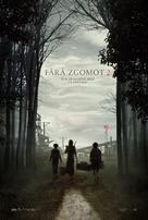 A Quiet Place: Part II - Romanian Teaser movie poster (xs thumbnail)