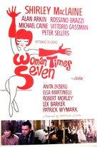 Woman Times Seven - Irish Movie Poster (xs thumbnail)