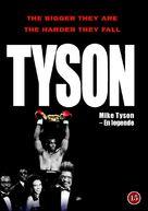 Tyson - Danish DVD cover (xs thumbnail)