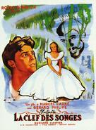 Juliette ou La clef des songes - French Movie Poster (xs thumbnail)