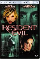 Resident Evil - Movie Cover (xs thumbnail)