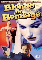 Blondin i fara - DVD cover (xs thumbnail)