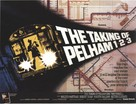 The Taking of Pelham One Two Three - Movie Poster (xs thumbnail)