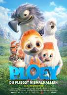 PLOEY: You Never Fly Alone - German Movie Poster (xs thumbnail)