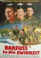 Never So Few - German Movie Poster (xs thumbnail)