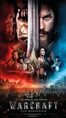 Warcraft - Malaysian Movie Poster (xs thumbnail)