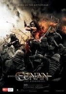 Conan the Barbarian - Australian Movie Poster (xs thumbnail)