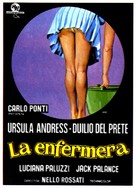L'infermiera - Spanish Movie Poster (xs thumbnail)
