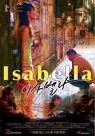 Isabella - South Korean poster (xs thumbnail)