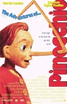 The New Adventures of Pinocchio - poster (xs thumbnail)