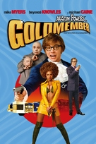 Austin Powers in Goldmember - Argentinian DVD cover (xs thumbnail)
