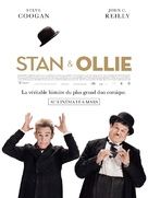 Stan & Ollie - French Movie Poster (xs thumbnail)