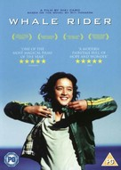 Whale Rider - British DVD cover (xs thumbnail)