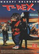 Theodore Rex - French Movie Poster (xs thumbnail)