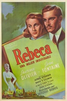 Rebecca - Argentinian Movie Poster (xs thumbnail)