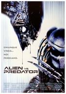 AVP: Alien Vs. Predator - Italian Movie Poster (xs thumbnail)