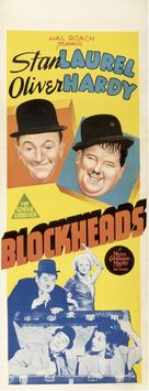 Block-Heads - Australian Movie Poster (xs thumbnail)