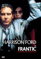 Frantic - DVD movie cover (xs thumbnail)