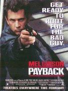 Payback - Movie Poster (xs thumbnail)