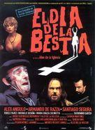 El día de la bestia - Spanish Movie Poster (xs thumbnail)