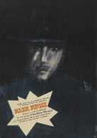 Major Dundee - Polish Movie Poster (xs thumbnail)