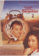 Groundhog Day - German Movie Poster (xs thumbnail)