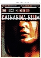 Die verlorene Ehre der Katharina Blum oder: Wie Gewalt entstehen und wohin sie führen kann - DVD cover (xs thumbnail)