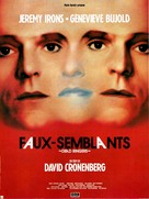 Dead Ringers - French Movie Poster (xs thumbnail)