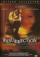 Resurrection - French DVD movie cover (xs thumbnail)