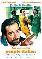 In nome del popolo italiano - French Movie Poster (xs thumbnail)