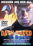 Dark Breed - German Movie Cover (xs thumbnail)