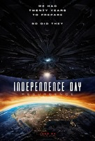 Independence Day: Resurgence - Movie Poster (xs thumbnail)