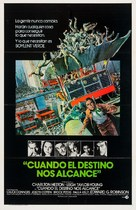 Soylent Green - Puerto Rican Movie Poster (xs thumbnail)