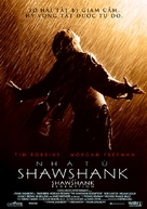 The Shawshank Redemption - Vietnamese Movie Poster (xs thumbnail)