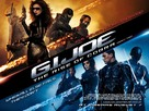 G.I. Joe: The Rise of Cobra - British Movie Poster (xs thumbnail)