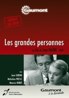 Les grandes personnes - French DVD cover (xs thumbnail)