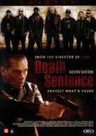Death Sentence - Dutch Movie Cover (xs thumbnail)