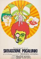 Baisers volés - Polish Movie Poster (xs thumbnail)