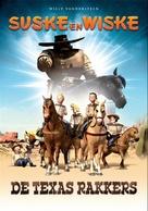 Suske en Wiske: De Texas rakkers - Dutch poster (xs thumbnail)