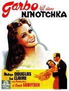 Ninotchka - French Movie Poster (xs thumbnail)