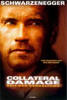 Collateral Damage - German Movie Cover (xs thumbnail)