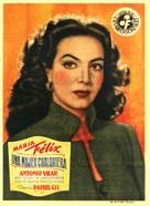 Mujer cualquiera, Una - Spanish Movie Poster (xs thumbnail)