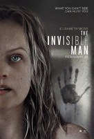 The Invisible Man - Philippine Movie Poster (xs thumbnail)