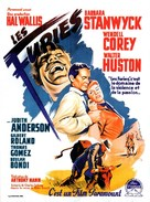 The Furies - French Movie Poster (xs thumbnail)