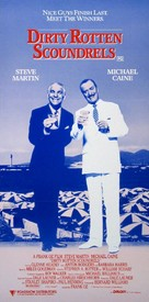 Dirty Rotten Scoundrels - Australian Movie Poster (xs thumbnail)