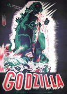 Gojira - Romanian Movie Poster (xs thumbnail)