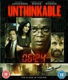Unthinkable - British Movie Cover (xs thumbnail)